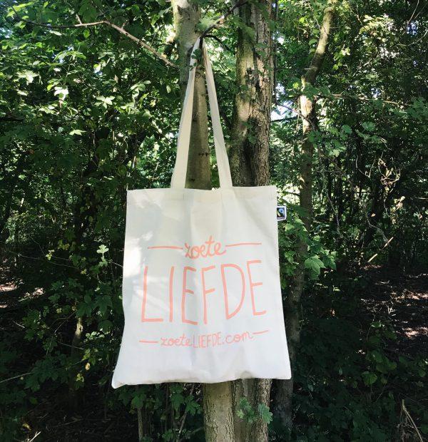 ZoeteLiefde Fairtrade tas