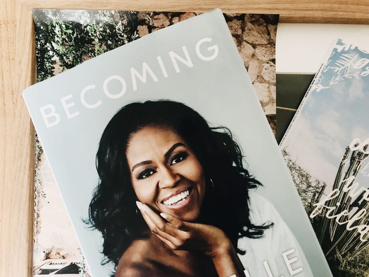 Op weg naar Michelle Obama… 'Identiteit'