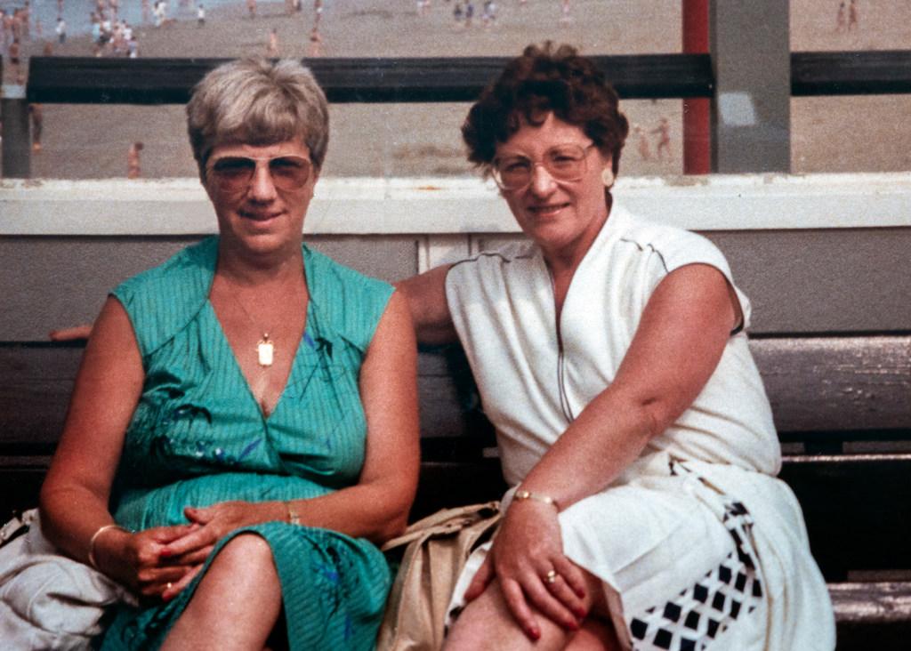 Grard en Truus zijn tachtig jaar beste vriendinnen