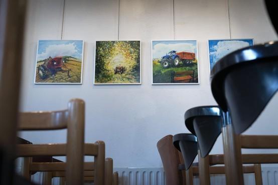 Kunstenaar Henk Zwanenburg: 'Mijn werk is vooral anekdotisch'