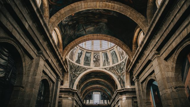 Lessen uit het klooster: 'Ontdek je bewegende rustplaats'